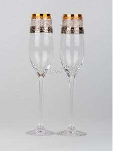 Свадебные бокалы Bohemia (Чехия) БК-009