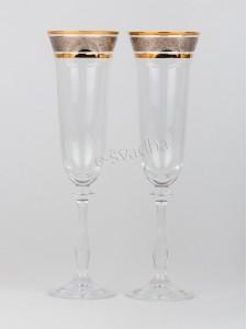 Свадебные бокалы Bohemia Angela 190ml БК-012