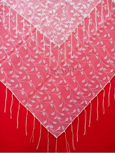 Свадебный платок после снятия фаты 01 купить в Киеве