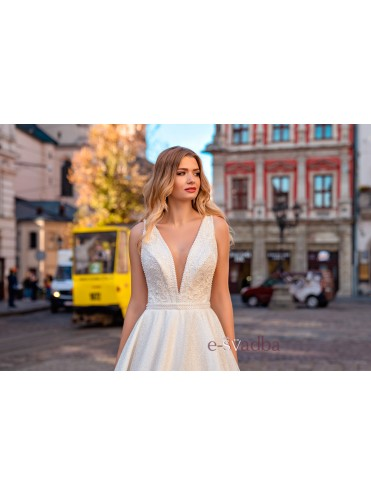 """Королевское свадебное платье """"Liana"""" купить в Киеве"""