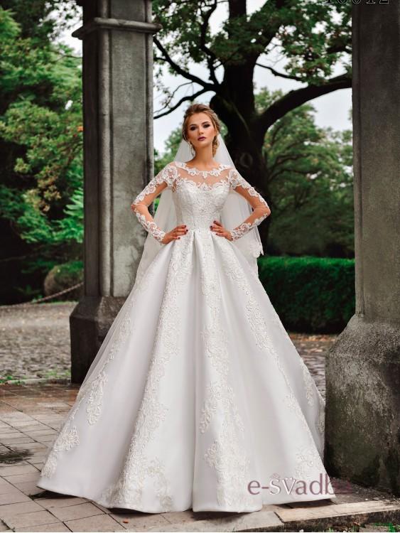 32881ab0d6cb15b Свадебное платье
