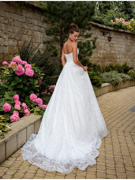 3d415d6d410a84d ... Свадебное платье с открытым корсетом