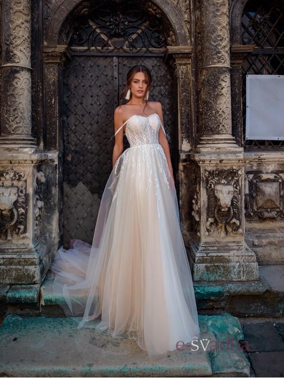 d8731871f9d Женственное свадебное платье
