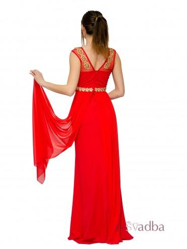 Вечернее платье с v образным вырезом купить в Киеве
