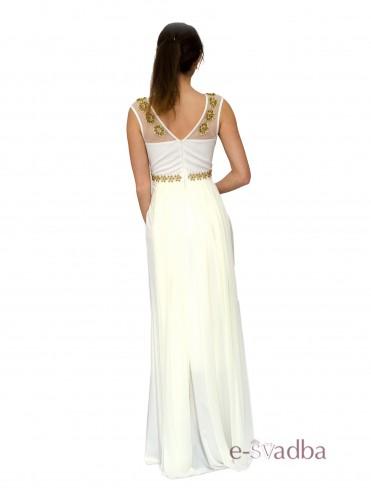 Вечернее платье белое купить в Киеве