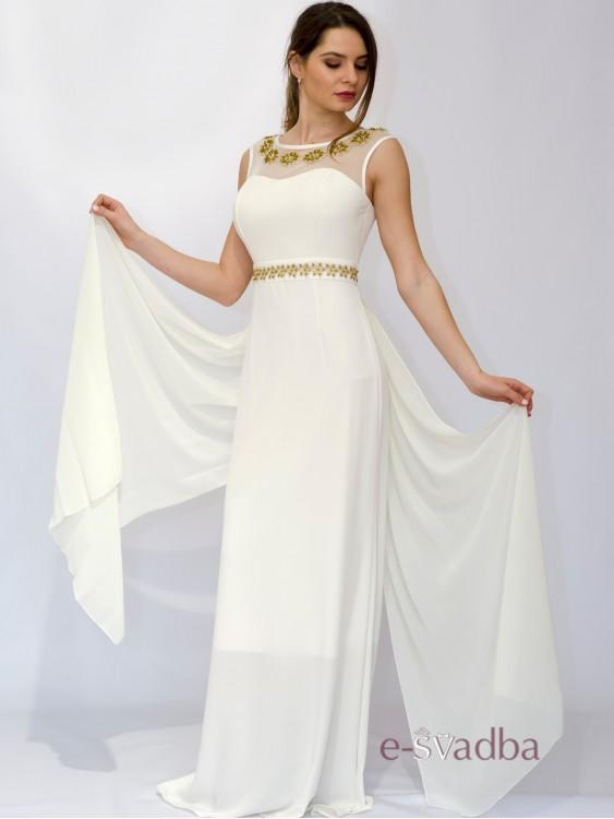 c0d98fd74c5 Купить вечернее платье белое в Киеве