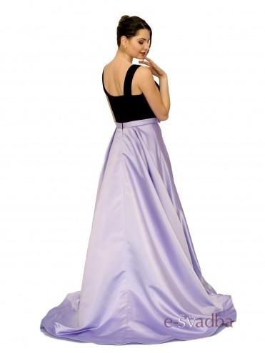 Вечернее платье из атласа купить в Киеве