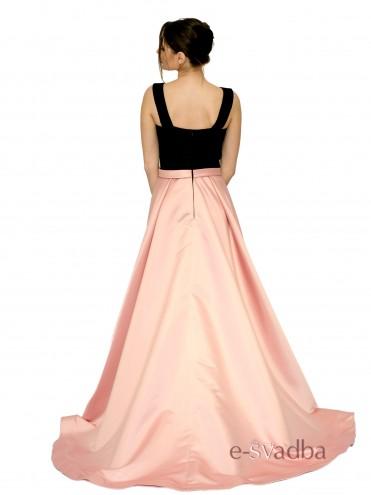 Вечернее платье цвета пудры купить в Киеве