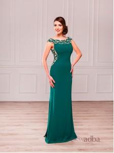 Вечернее платье v-90118