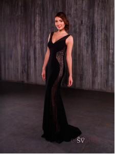 Вечернее платье v-90119