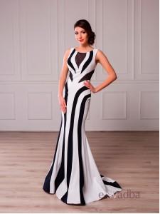 Вечернее платье v-90130