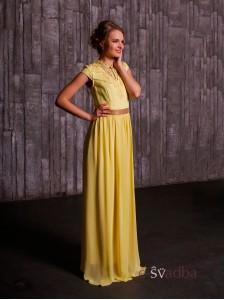 Вечернее платье v-90134