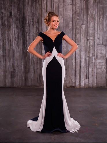 Вечернее платье v-90140 купить в Киеве