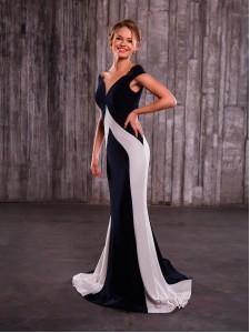 Вечернее платье v-90140
