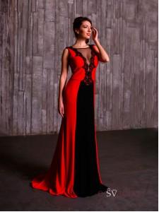 Вечернее платье v-90150