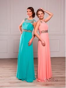 Вечернее платье v-90151