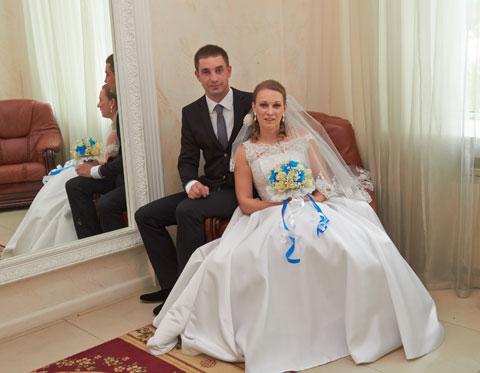 Невеста Катерина, г. Бровары