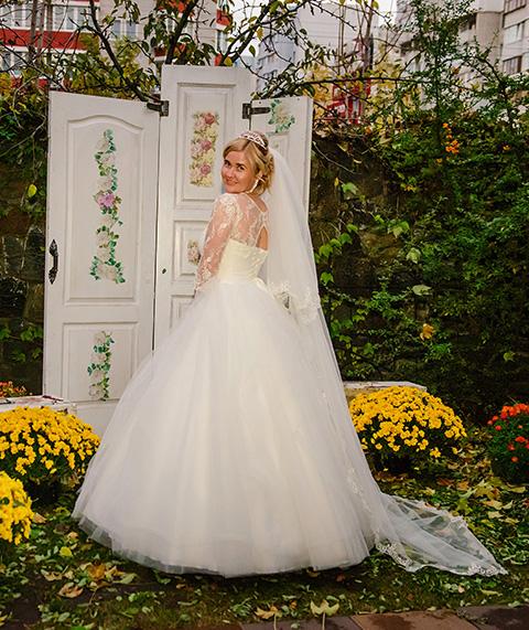 Невеста Екатерина Орлик, г. Киев