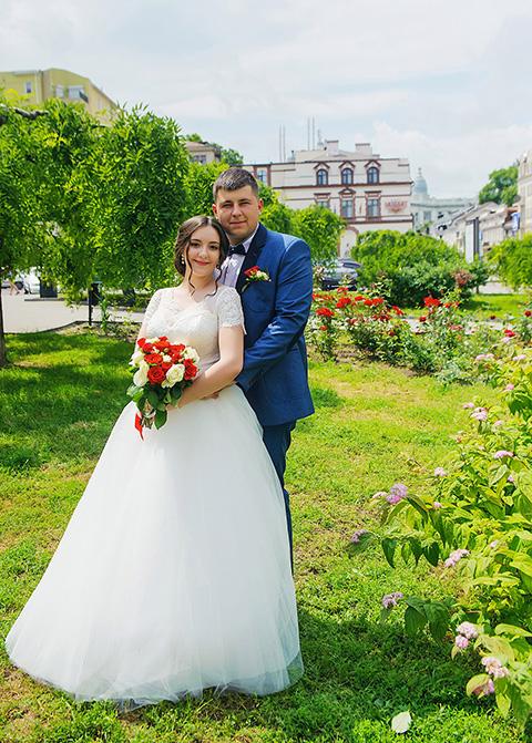 Невеста Оксана, г. Одесса
