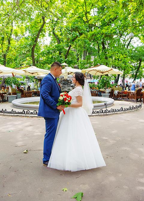 Невеста Оксана, Одесса