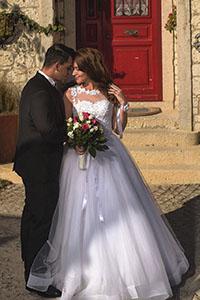 Невеста Яна, г. Стамбул