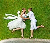 Четыре модных оттенка для проведения свадьбы летом