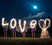 Как ярко и эффектно завершить свадьбу - советы