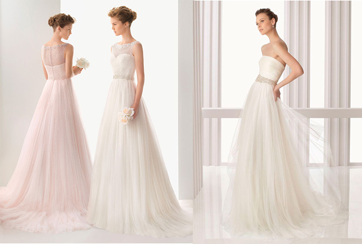 Материал для свадебного платья беременной невесты