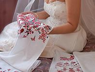 Свадебный рушник и все, что необходимо знать о нем